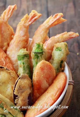 Joceline tempura