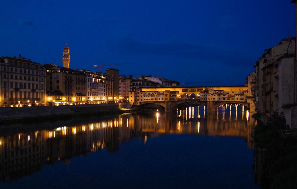 Ponte Vecchio & Lungarno