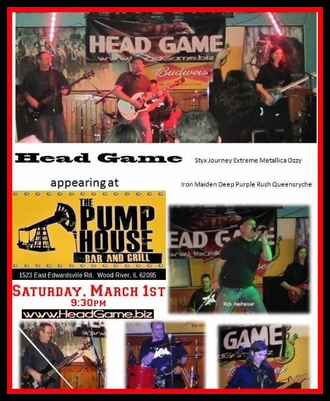 Head Game 3-1-14