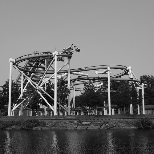 Week 28/52 - Roller Coaster by Flubie