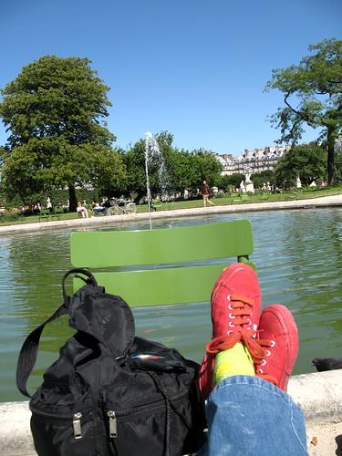 Alle Tuileries
