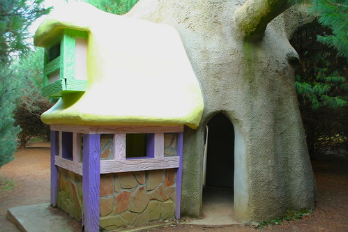Sleeping Beauty's Childhood Home