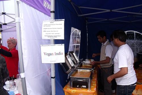 Vegan Indisch