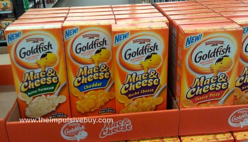 Goldfish Mac & Cheese