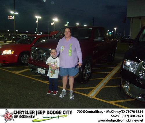 Dodge City of McKinney would like to wish a Happy Birthday to Janice Smith! by Dodge City McKinney Texas