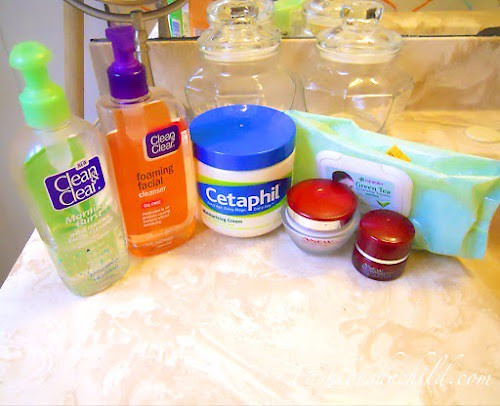 Beauty Weekend: Day and Night Skin Care Routine ...