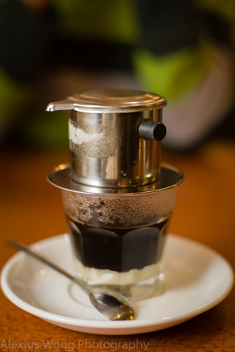 Ca Phe Sua/Coffee and Condensed Milk