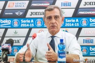 Conferenza stampa Claudio Toti