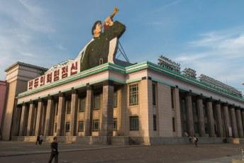 Dit gebouw huisvest de bibliotheek van het geschiedenis museum.