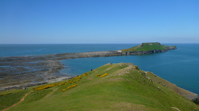 Worms Head, Inner Head