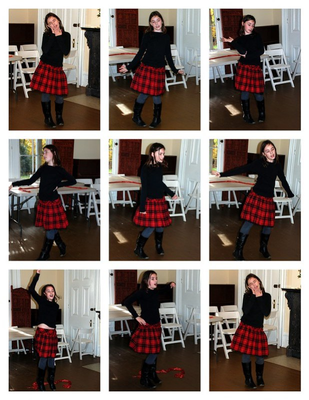 Tues dance