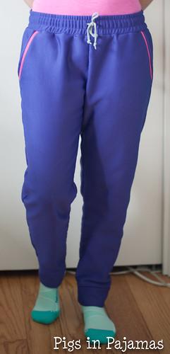 True Bias Hudson Pants front