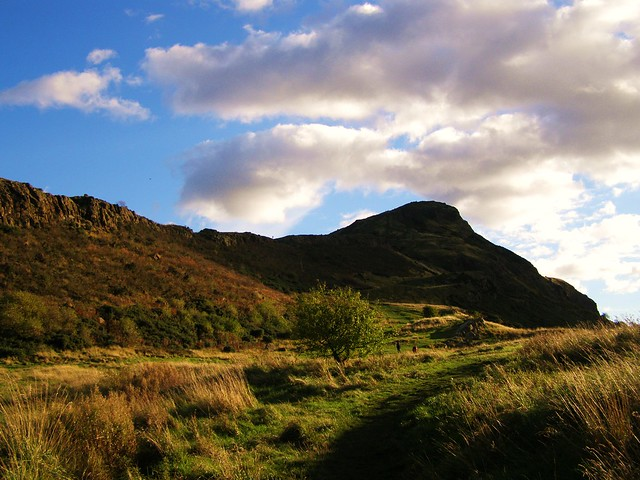 Arthur's Seat, Edinburgh, Scotland