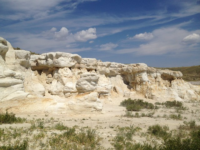 Picture from Paint Mines Interpretive Park