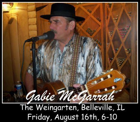 Gabie Mcgarrah 8-16-13