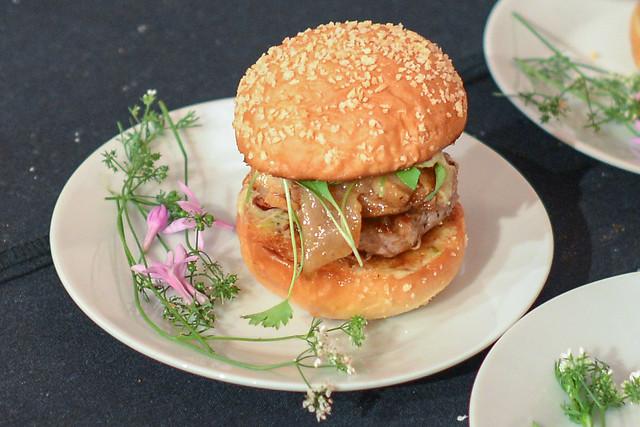 Plan Check Kitchen + Bar smoky fried chicken sandwich