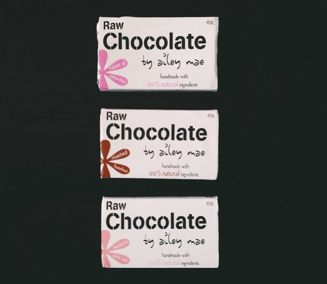 ailey mae raw chocolates
