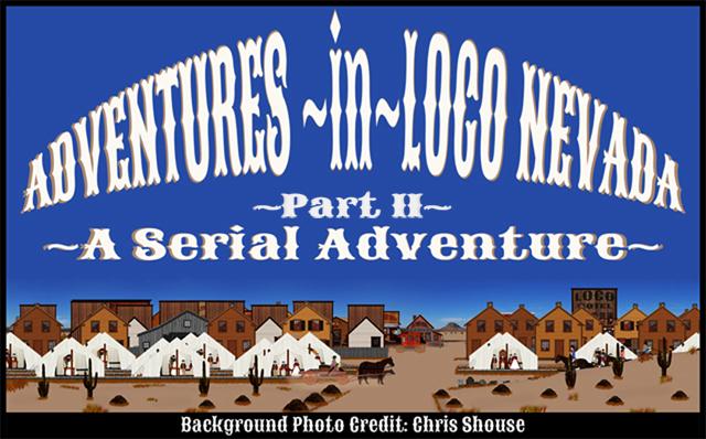 Loco Part II Banner