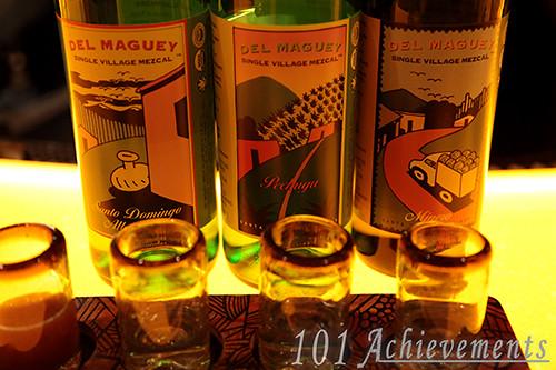 Tequila Tour - Mezcal & Infusions