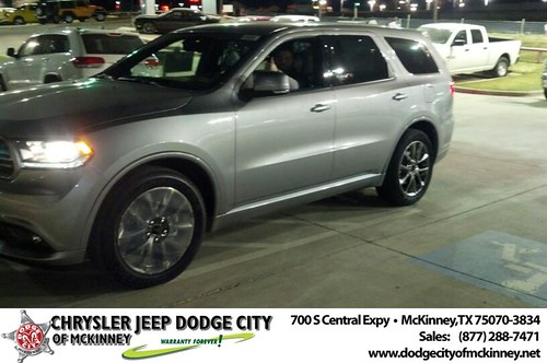 Dodge City McKinney Texas Customer Reviews and Testimonials-Mike White by Dodge City McKinney Texas