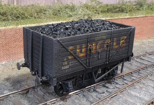 Phil's Workbench: Suncole PO coal wagon now with added ...