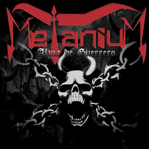 Cover of Alma de Guerrero by Metanium
