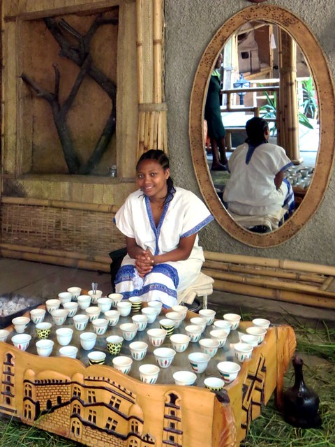 Ethiopian Coffee Ceremony Flickr Photo Sharing