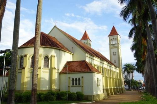 Church in Patrocinio