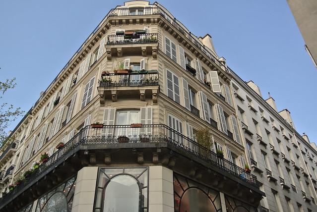 Corner in Paris