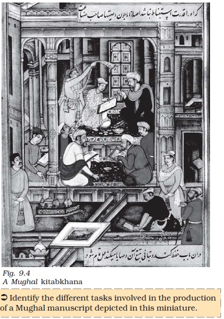 NCERT Class XII History Part 2: Theme 9 - Kings And Chronicles