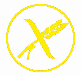 Logo celiaquía