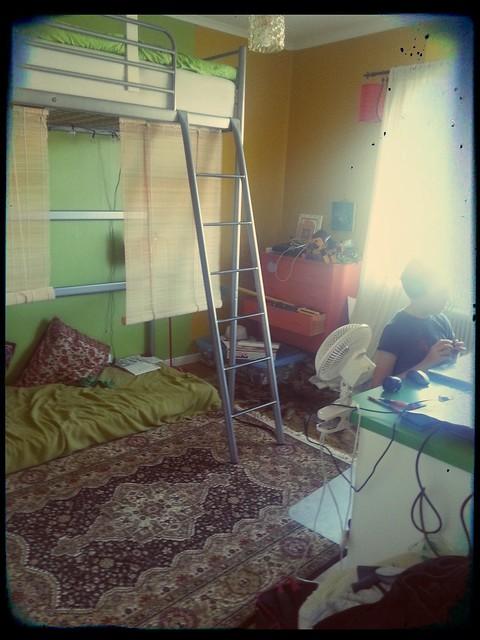 Hans rum