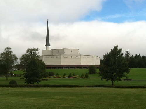 Our Lady of Knock Auditorium
