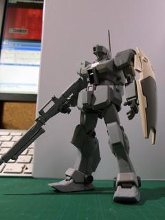 RGM-79SP ジム・スナイパー2製作 #06 002