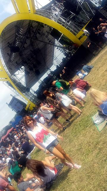 #Wiwtd music festival look
