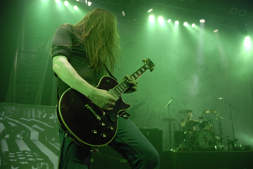 Bill Steer of Carcass