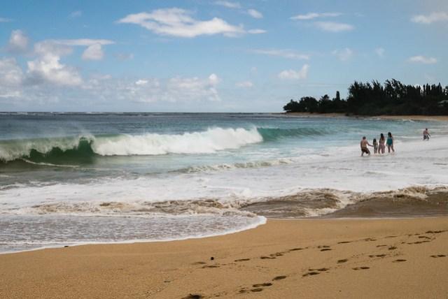 Haena Beach Park - Kauai - Hawaii
