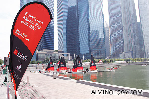Experience Marina Bay with DBS