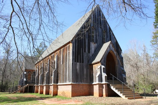St. Luke's, Old Cahawba AL