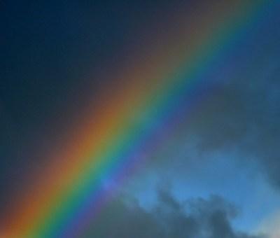 Rainbow Closeup