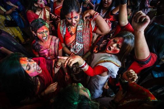 Bhashaan Dance. Source ~ Flickr