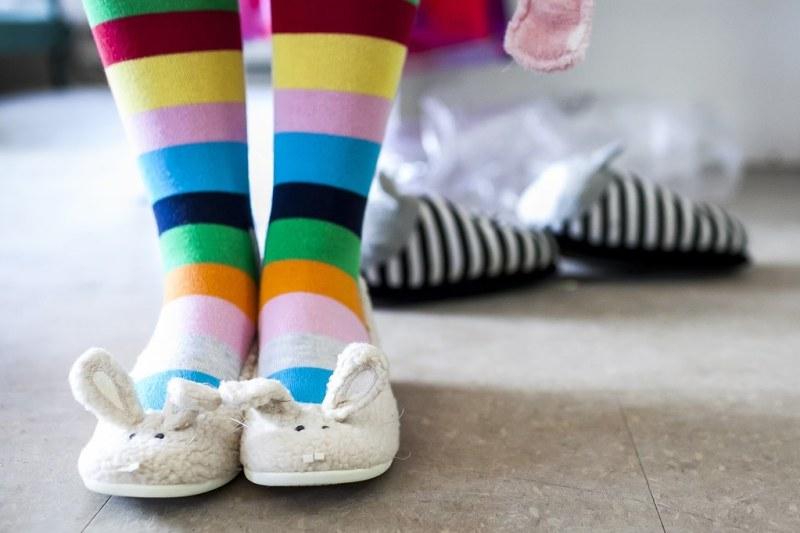 Rainbows! Bunnies! Totoro!