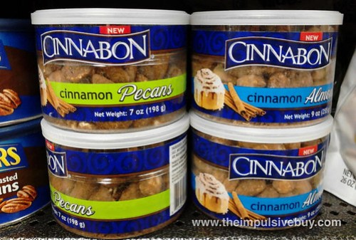 Cinnabon Nuts 1