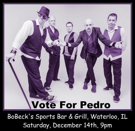 Vote For Pedro 12-14-13