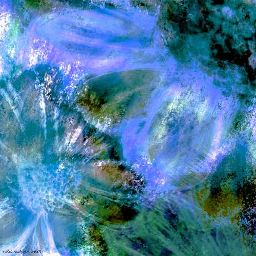 Blau und Kalt gespiegelt by ppppeppppe
