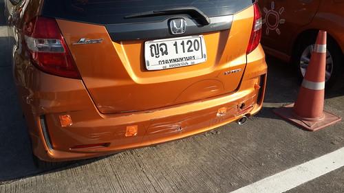 รถเช่าผ่านสมรภูมิมาอย่างโชกโชน