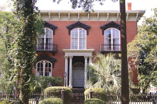 Mercer-Williams-House