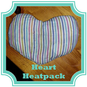 heart heatpack tutorial