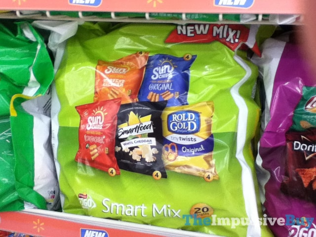Frito-Lay 2 Go Smart Mix