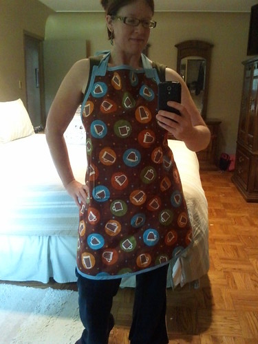 Caffeinated Apron